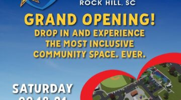 Grand Opening!  Miracle Park